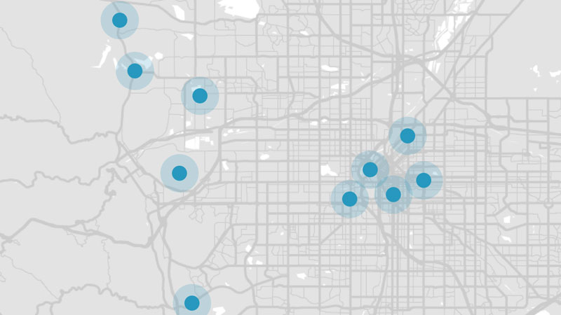 Researchers develop map to measure air quality block by block