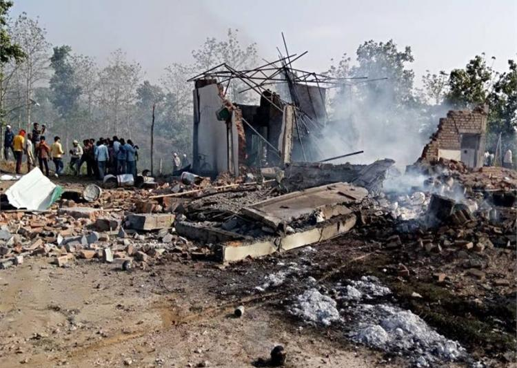 Explosion at firecracker factory kills 23 workers in Madhya Pradesh's Balaghat