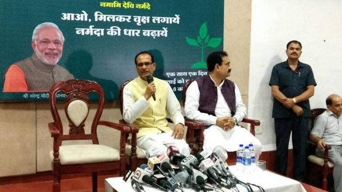 Madhya Pradesh CM Shivraj Singh Chouhan begins peace fast