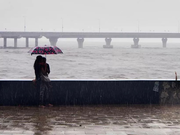 Monsoon advanced to parts of Maharashtra and eastern India
