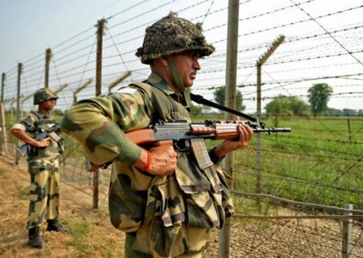 Jammu and Kashmir: Pakistan army violates ceasefire for third time, targets Indian positions