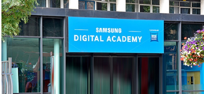 Samsung Digital Academy was launched here on Wednesday in Telangana