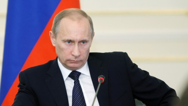 Russian troops, defence industry benefit from Syrian operations, says President Vladimir Putin