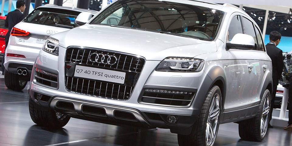 Audi Q7 40 TFSI quattro launched in India at Rs 67.76 lakh; Check features and specs
