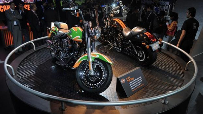Harley-Davidson India reduces prices of two models