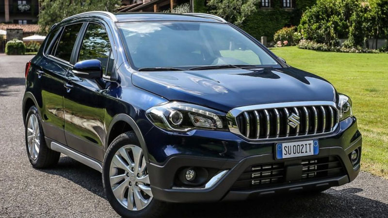 Maruti to launch S-Cross facelift this month