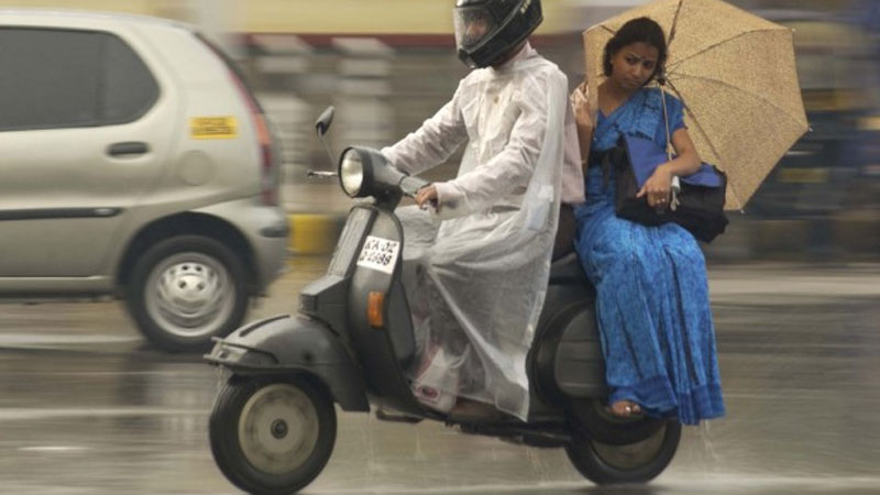 In Karnataka, pillion seat in two wheelers less than 100cc engine not allowed