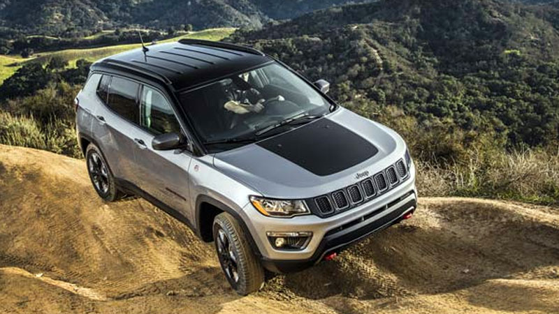 Jeep India begins production of Compass Trailhawk