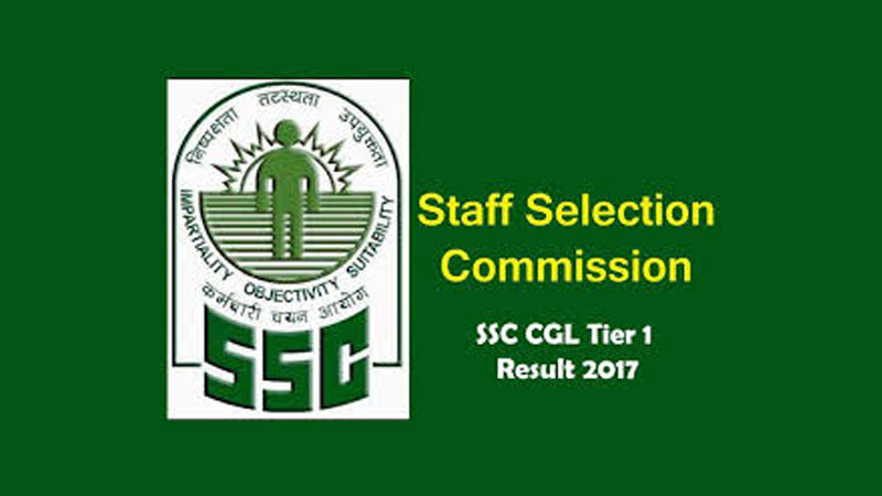 SSC CGL 2017 Tier I results announced at ssc.nic.in; check here full score