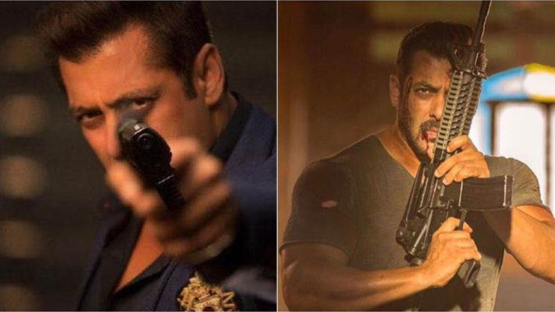 Race 3: Salman Khan shares his first look