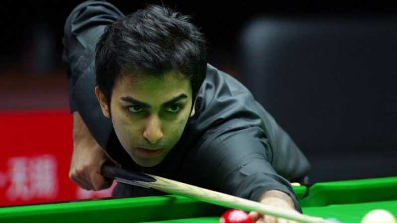 Pankaj Advani claims his 17th world title in Doha