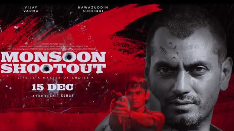 First poster of Nawazuddin Siddiqui's upcoming movie Monsoon Shootout