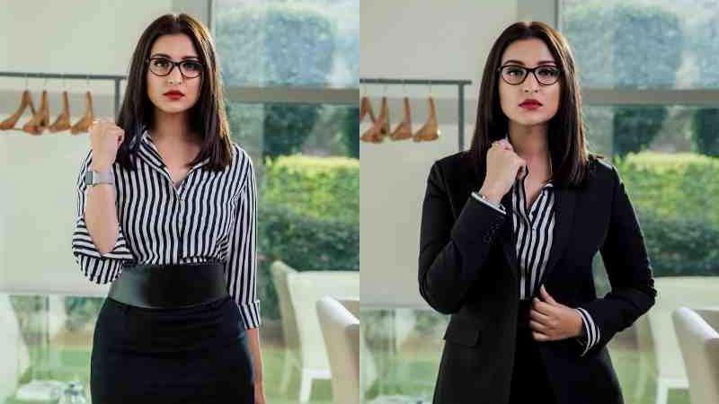 Parineeti Chopra nails the corporate look in 'Sandeep Aur Pinky Faraar'