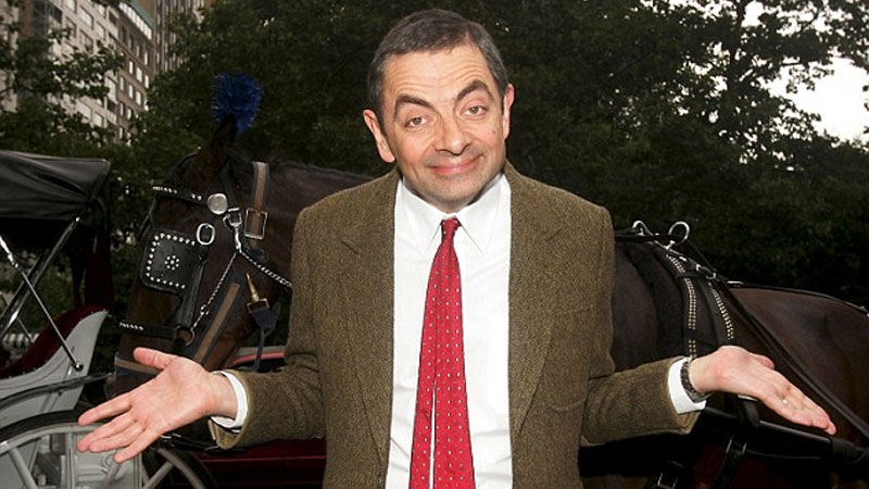 Rowan Atkinson aka 'Mr Bean' to become father at 62