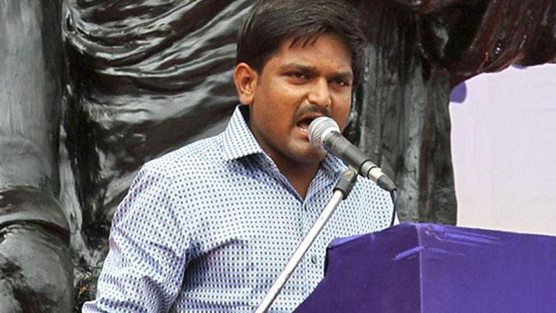 'Dirty politics' begins in Gujarat, image of women in danger: Hardik Patel