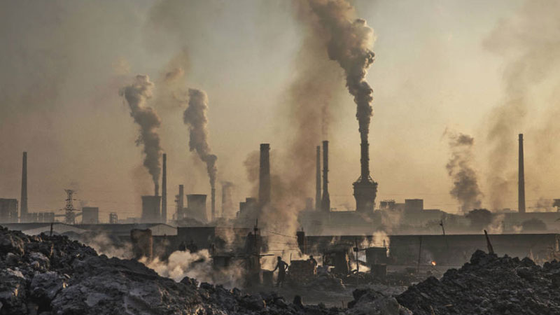 Worldwide fossil fuel burning to hit record high in 2017