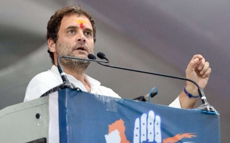 File photo of  Congress Vice President Rahul Gandhi
