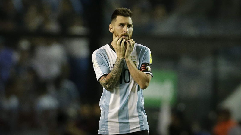 Was embarrassed to make international return: Messi