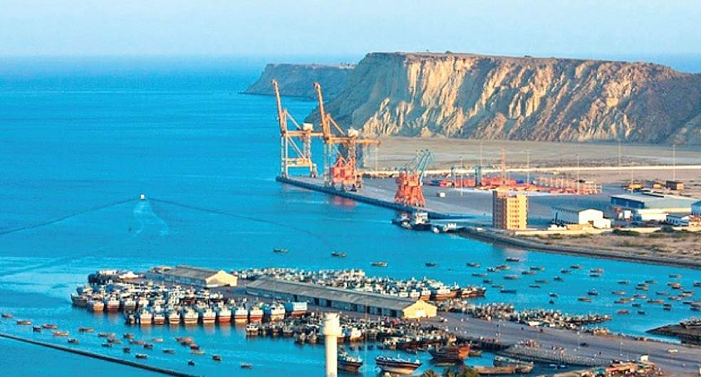 Pakistan accuses India of trying to sabotage CPEC