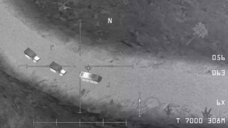 US aiding Islamic State troops? Russia gives video game image as proof