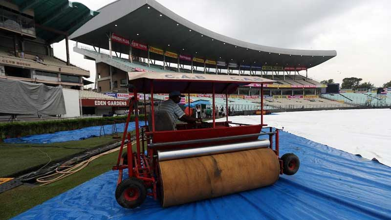 India vs Sri Lanka, First Test: Wet outfield delays match start