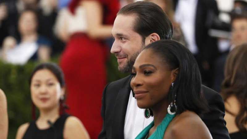 Serena Williams to marry Reddit co-founder Alexis Ohanian