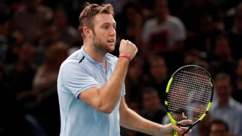 ATP Finals: Sock upsets Zverev to enter last four
