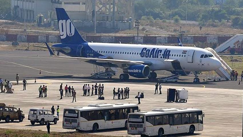 GoAir's Patna flight suffers bird hit, returns to Delhi