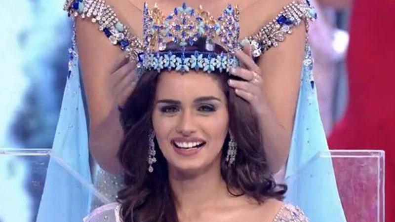 Manushi Chillar bags Miss World 2017 crown