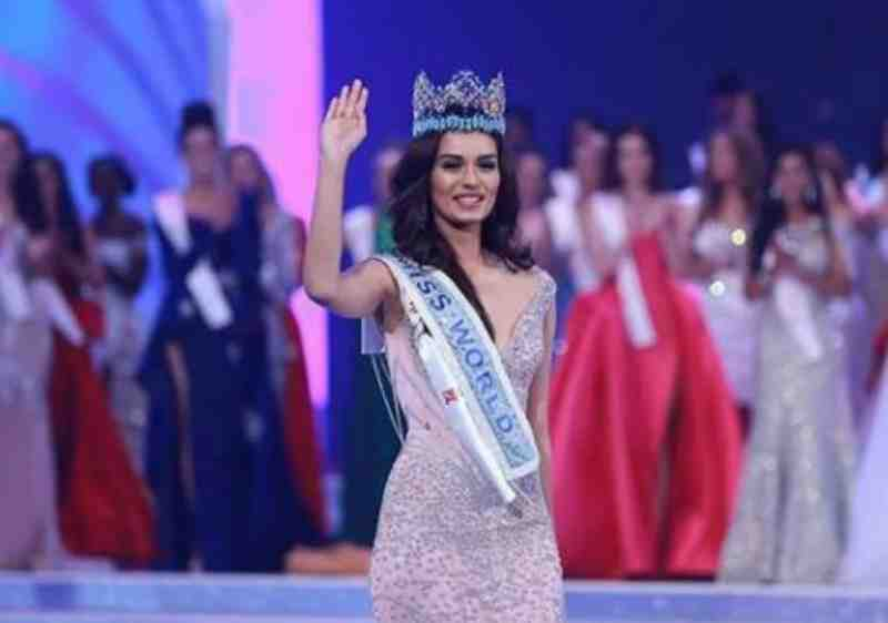 Manushi Chillar has been crowned Miss World 2017
