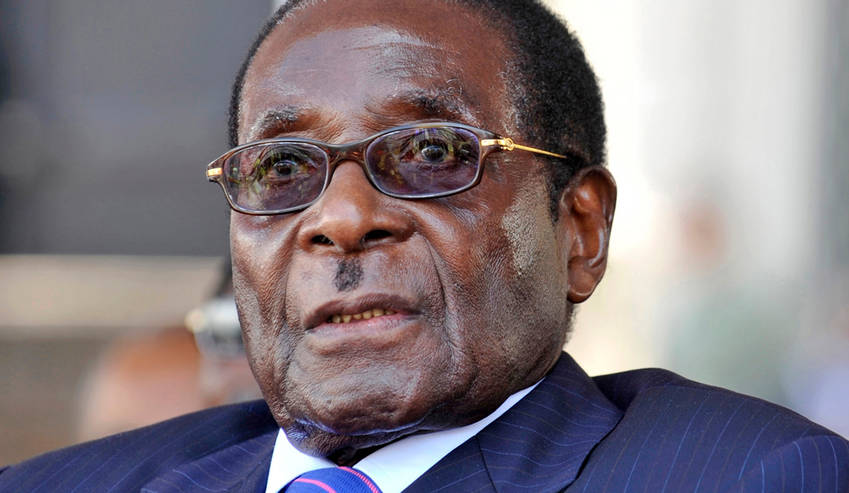 Zanu-PF on Sunday sacked President Robert Mugabe