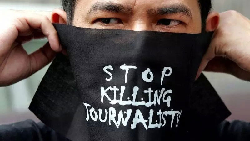 90 per cent of attacks on journalists in Mexico go unpunished