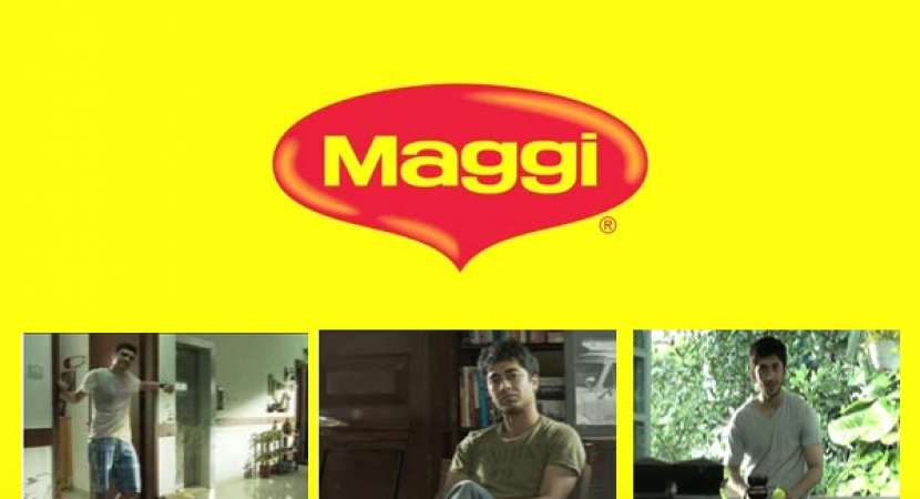 Don't miss the cutest ads for 'missing Maggi'