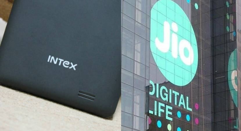 Intex partners Jio to offer 25GB additional data