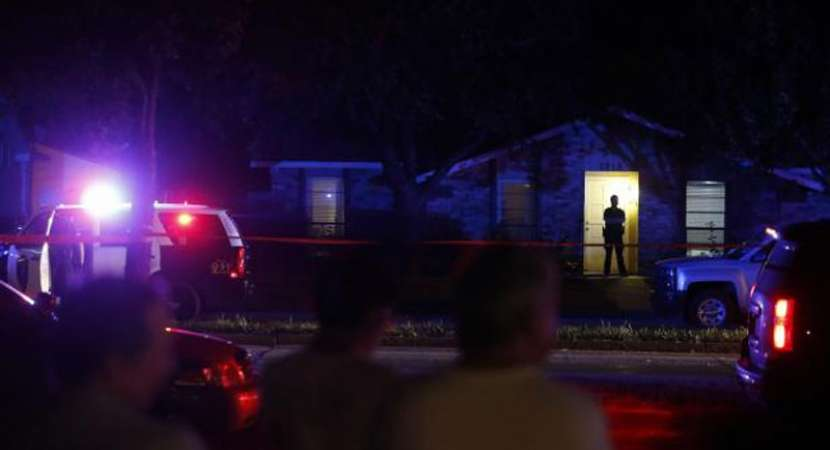Shooting at house party in Texas kills 8, including gunman