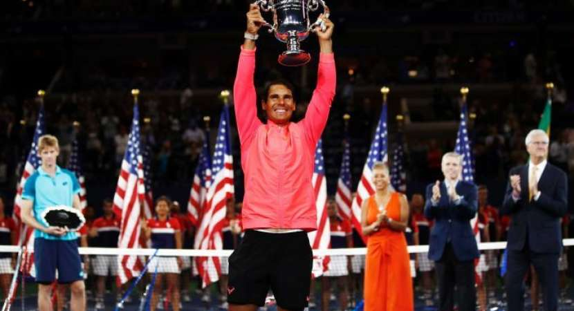 Rafael Nadal beats Kevin Anderson to win third US Open 2017 title