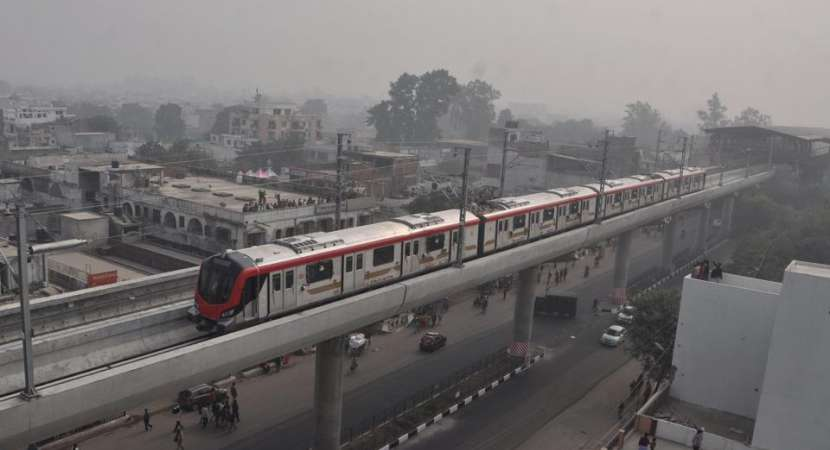 Lucknow Metro announces insurance cover for passengers