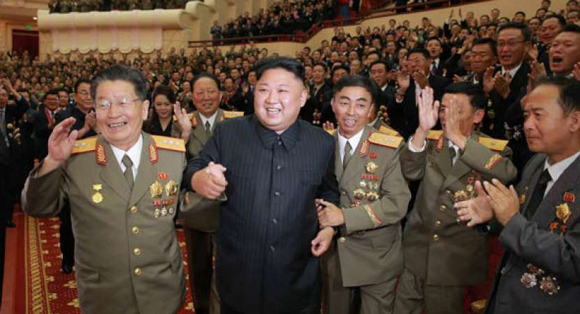 North Korea: Nuclear and missile programme to be boosted after UN sanctions, says Kim Jong-un