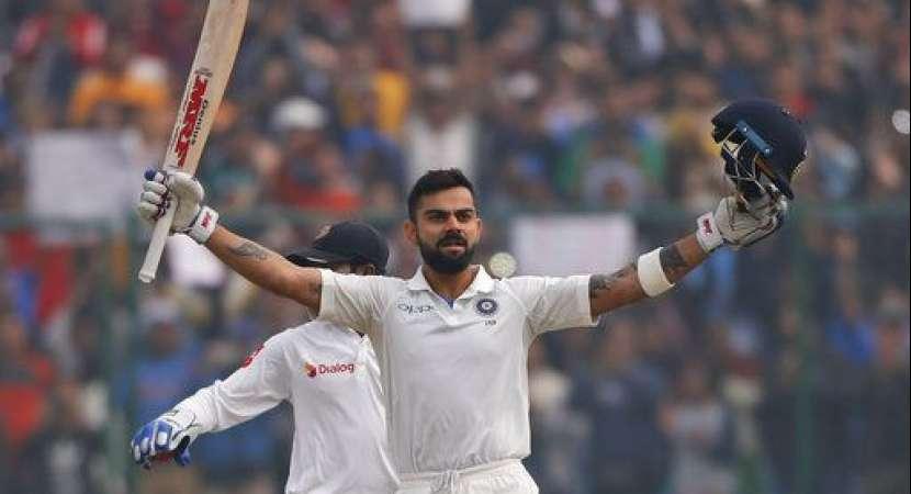 Live Cricket Score: India vs Sri Lanka 3rd Test at Ferozeshah Kotla Delhi on Day 2
