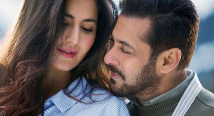 AWW! Salman Khan calms down teary eyed Katrina Kaif