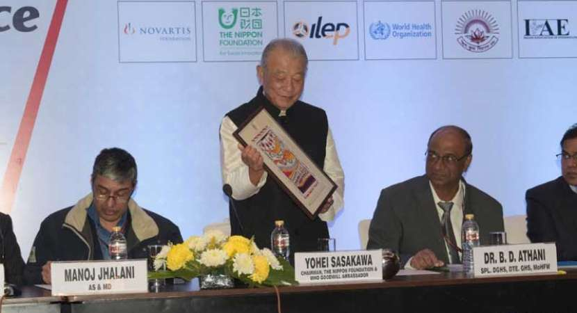 India first ever National Conference on Leprosy held in Delhi