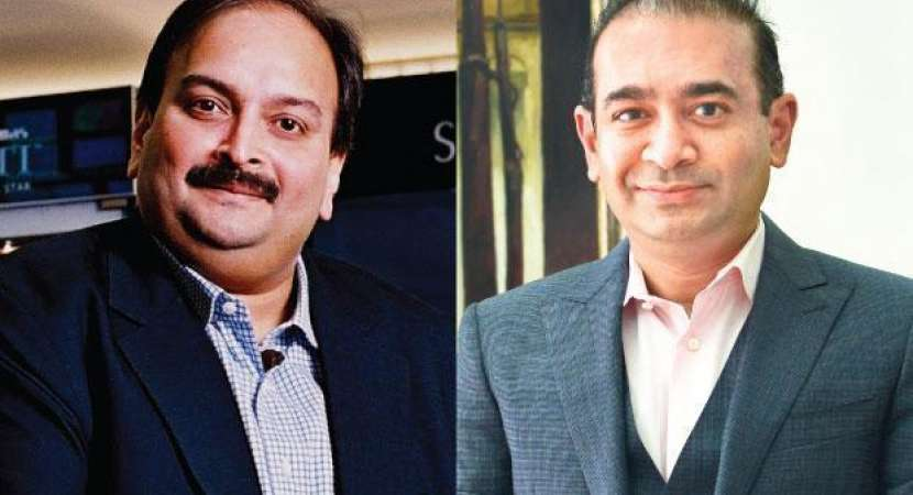 PNB fraud case: Non-bailable warrants issued against Nirav Modi, Choksi