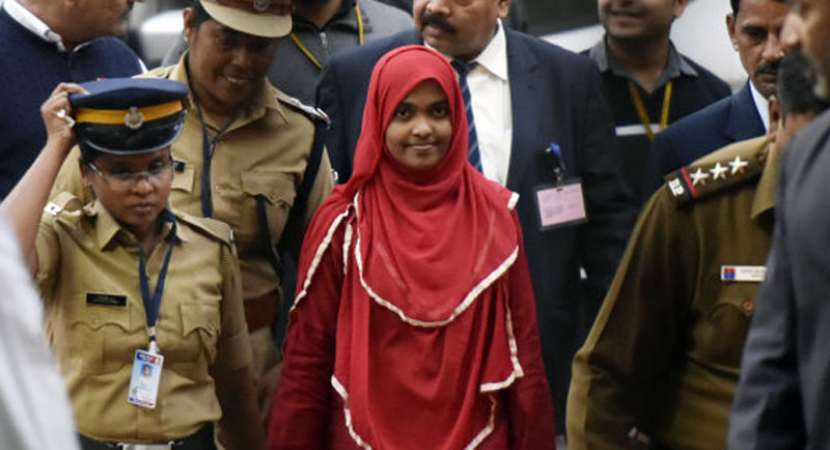 Hadiya's marriage to Shefin restored, Supreme Court overturns Kerala High Court order