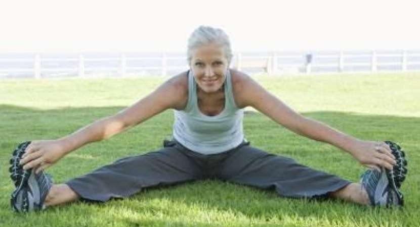 Exercise keeps you young and fit