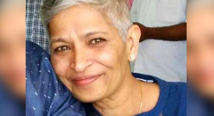 Gauri Lankesh Murder: Accused Sent to SIT Custody For Five Days