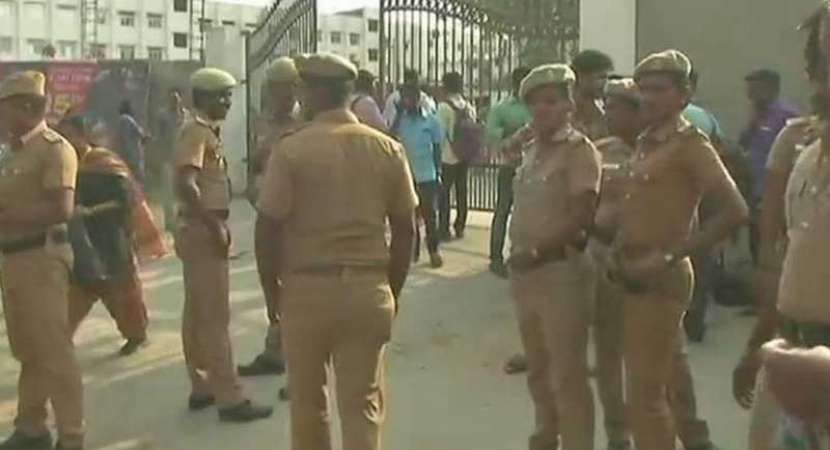 Chennai: BCom student brutally murdered in broad daylight