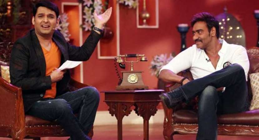 Family time with Kapil Sharma: Ajay Devgn to be first guest