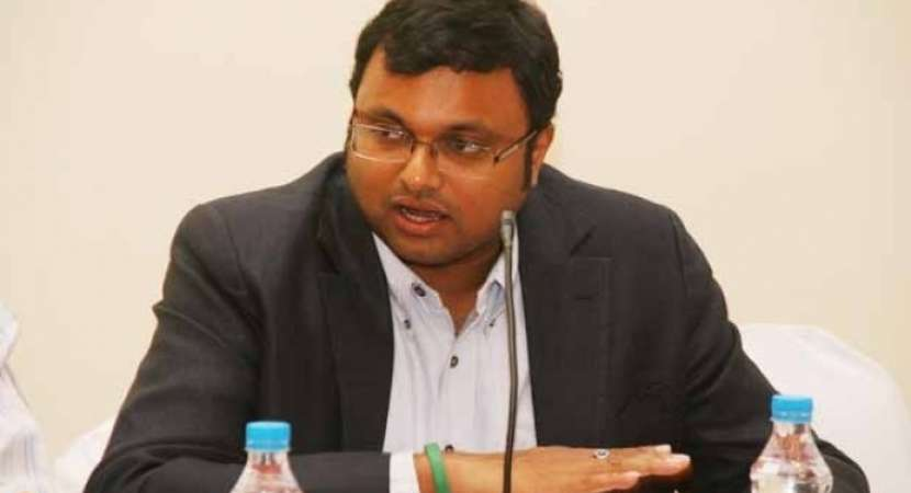Karti sent to judicial custody till March 24
