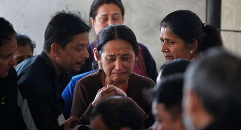 US-Bangla Plane crash: Relatives of Bangladeshi victims arrive in Nepal
