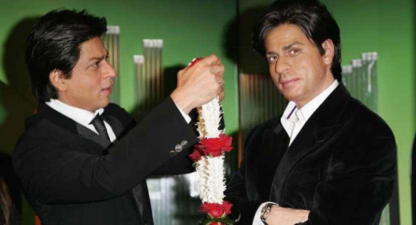 SRK's wax figure to add star power to Madame Tussauds Delhi